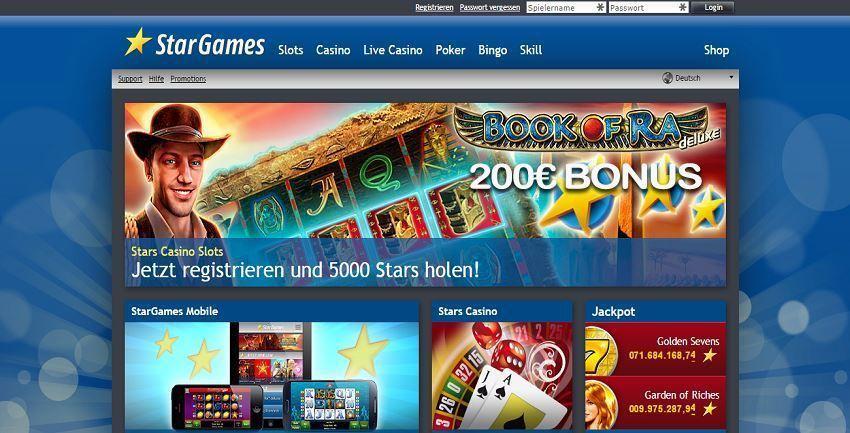 Casino Stargames