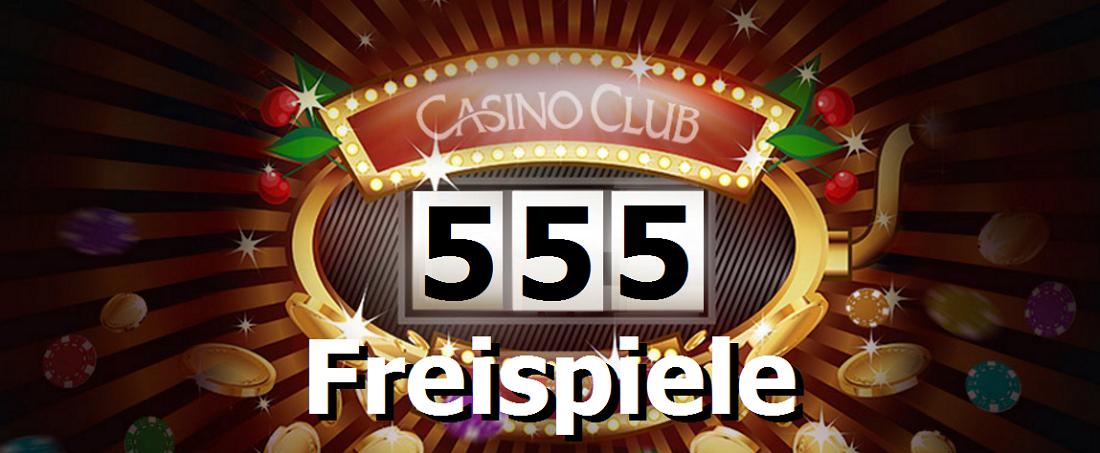 555 Freispiele Gratis