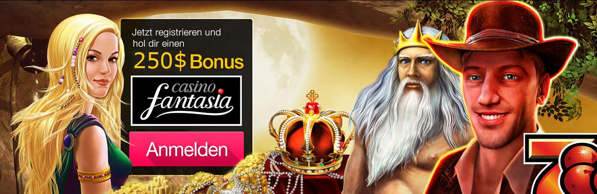 Novoline Casino Fantasia