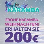 Willkommens Bonus Karamba