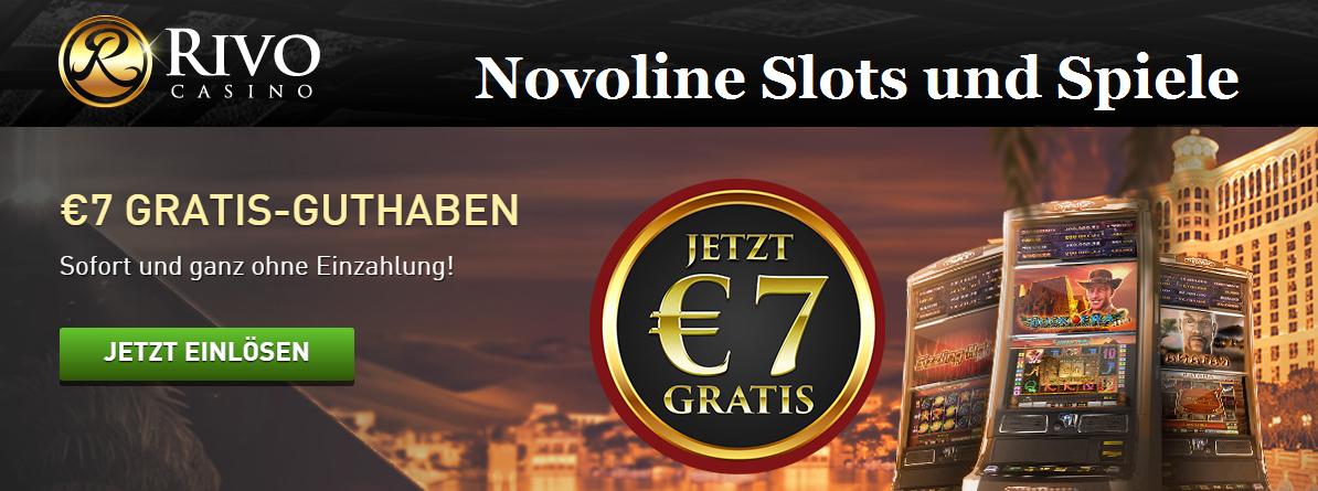 Novoline Casino Rivo