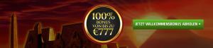Rivo Casino 777 € Willkommens Bonus