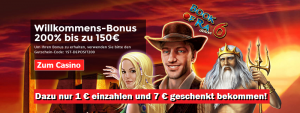 77Jackpot 7 € Gratis