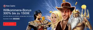 Ares Casino Willkommens Bonus De