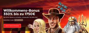 Willkommens Bonus Ares Casino