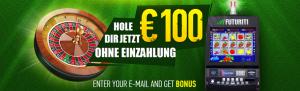 Gratis Futuriti Casino Bonus