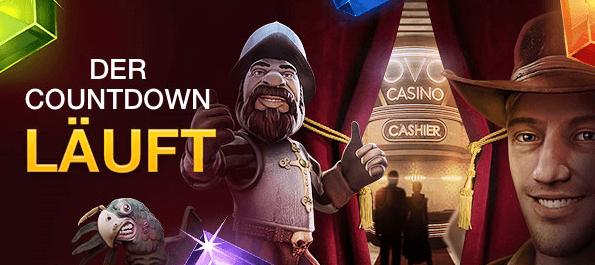 OVO Casino Netent Spiele