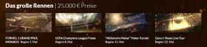 Quasar Gaming Das Grosse Rennen