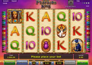 Pharaohs Ring Gratis