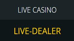 Viks Casino Live Spiele