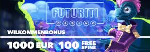 Futuriti Casino Bonus