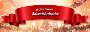 Stargames Advent Kalender