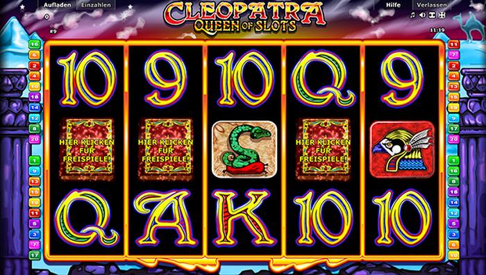 Stargames Cleopatra