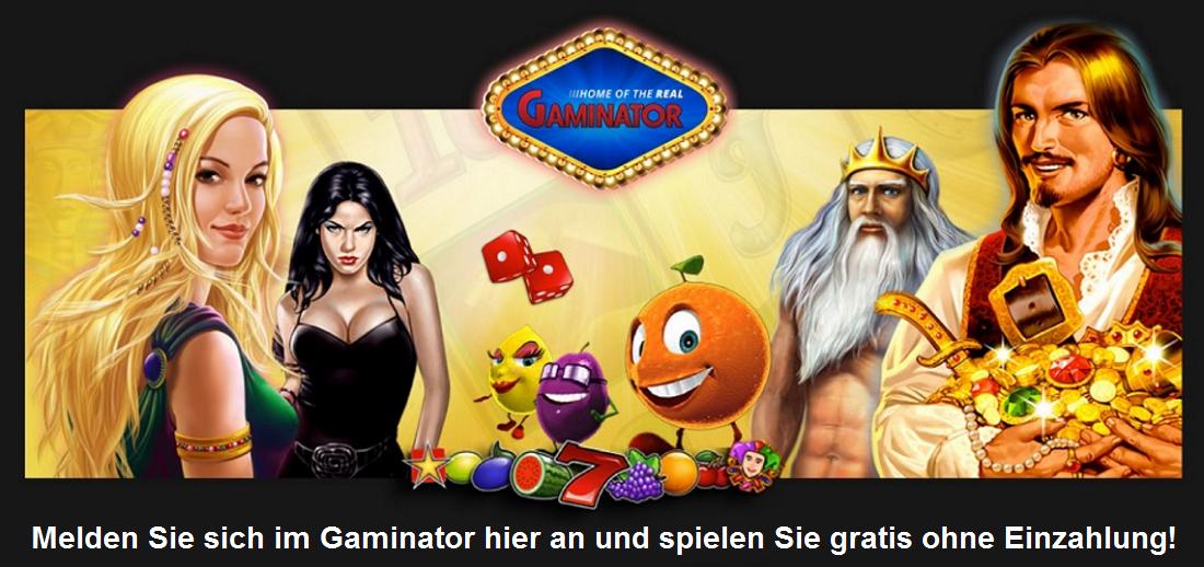 50 € Gratis im Super Gaminator