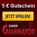 SuperGaminator Gutschein Gratis