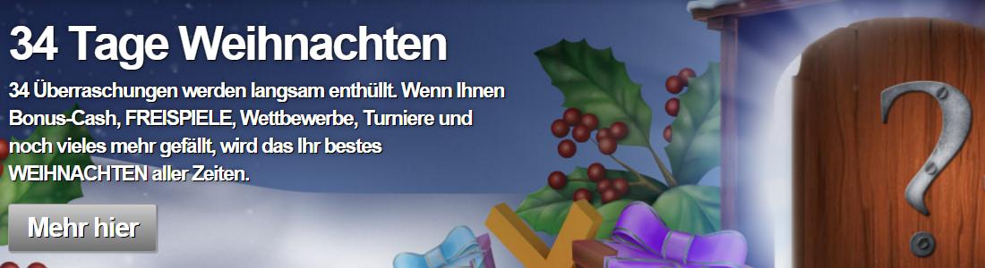 Christmas Energy Casino
