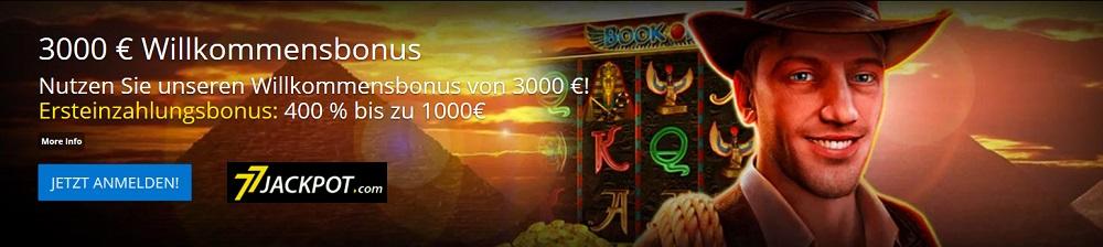 77 Jackpot Casino