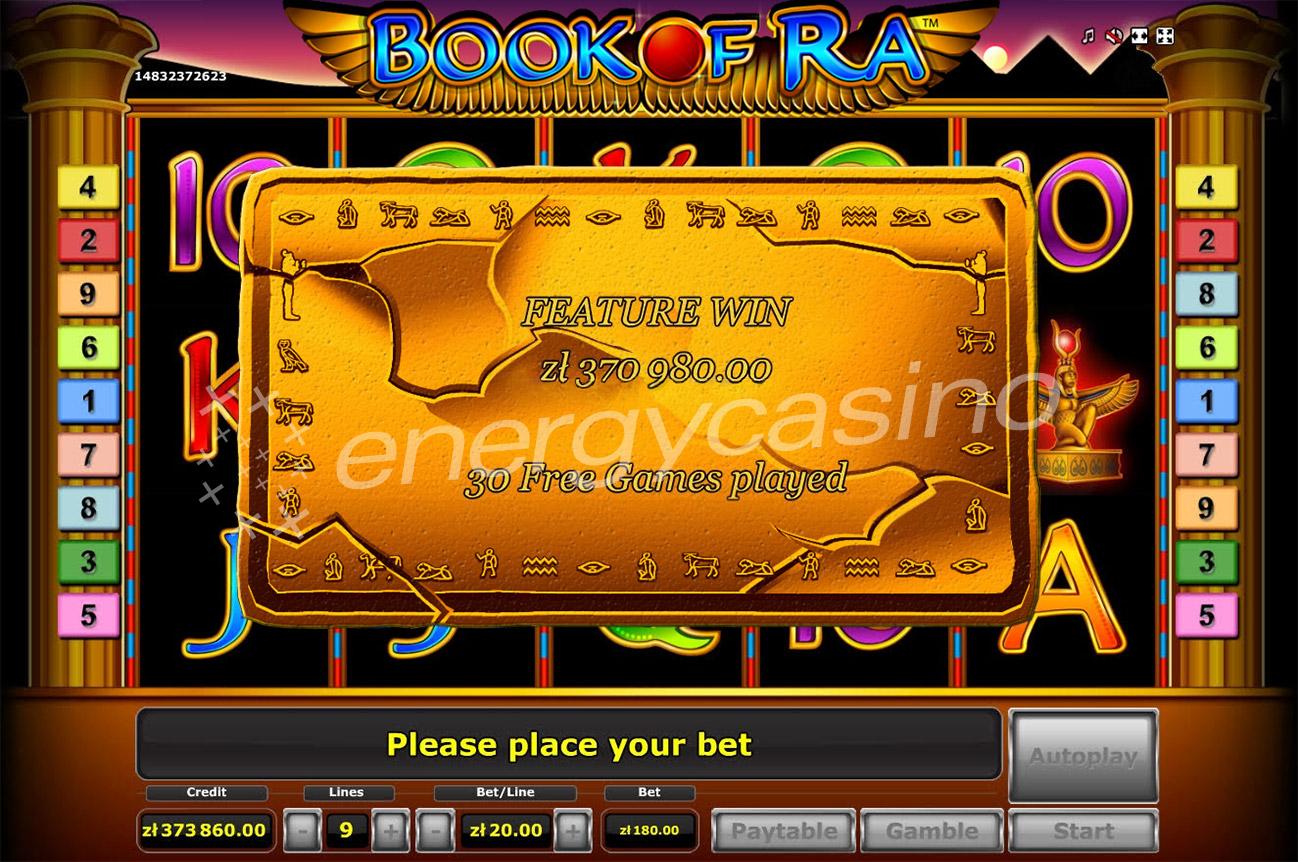 Energy Winner