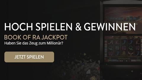 Book Of Ra Jackpot Knacken